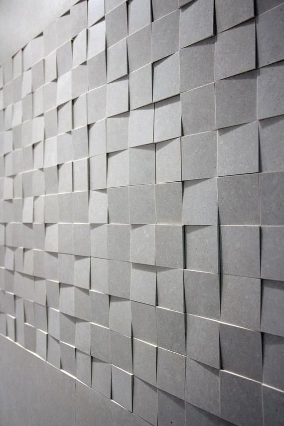 Plastic Mold 3d Wall Panels For Plaster Gypsum Or Concrete Etsy