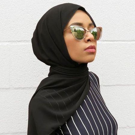 Elegant Womens Metal Cat Eye Sunglasses