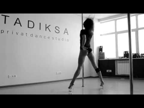 ▶ exotic pole dance TADIKSA - YouTube