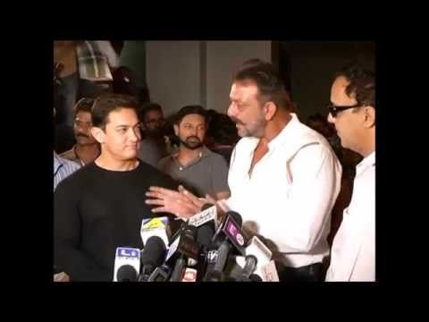 HOW DID SANJAY DUTT PROMOTE PK IN JAIL, FIND OUT!