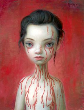 Drips, by Mark Ryden