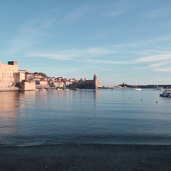 Collioure, France by Fiona Therese