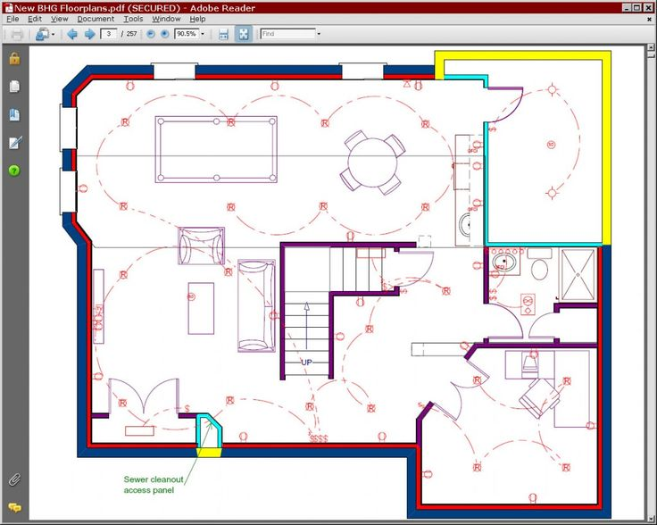 how to plan a basement renovation