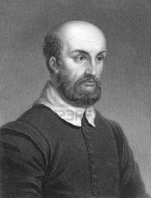 Andrea Palladio, de nombre Andrea di Pietro della Góndola fue un importante arquitecto italiano de la República de Venecia. Trabajó fundamentalmente en la ciudad de Vicenza y sus alrededores, y también en la misma Venecia.