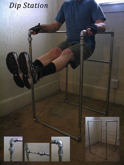 Whole Lotta DIY Fitness Equipment How To's