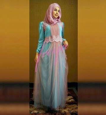 Model Kebaya Muslim Modern seperti apa sih yang cocok untuk Wisuda, ke Pesta dan bagi Pengantin Muslim??