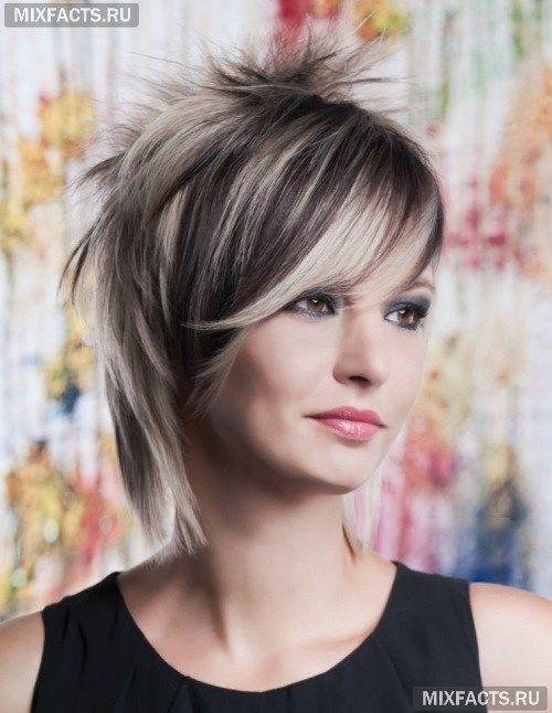 Шатуш волос: технология окрашивания (фото)