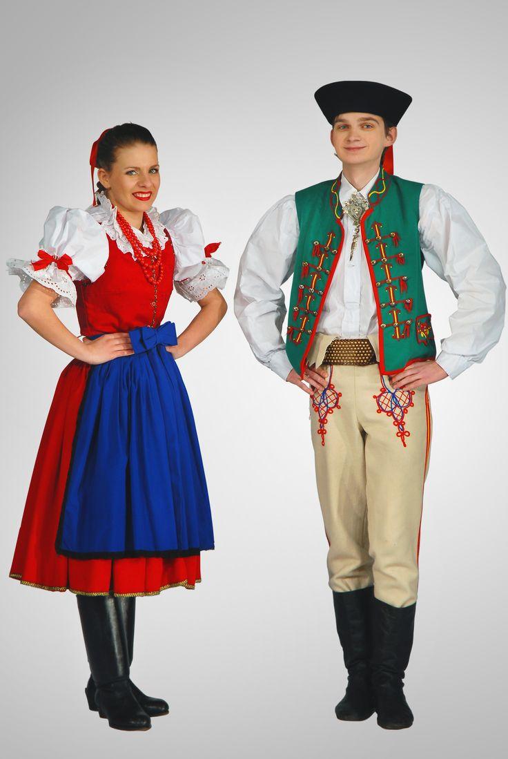 Strój spiski-costume from Spisz region