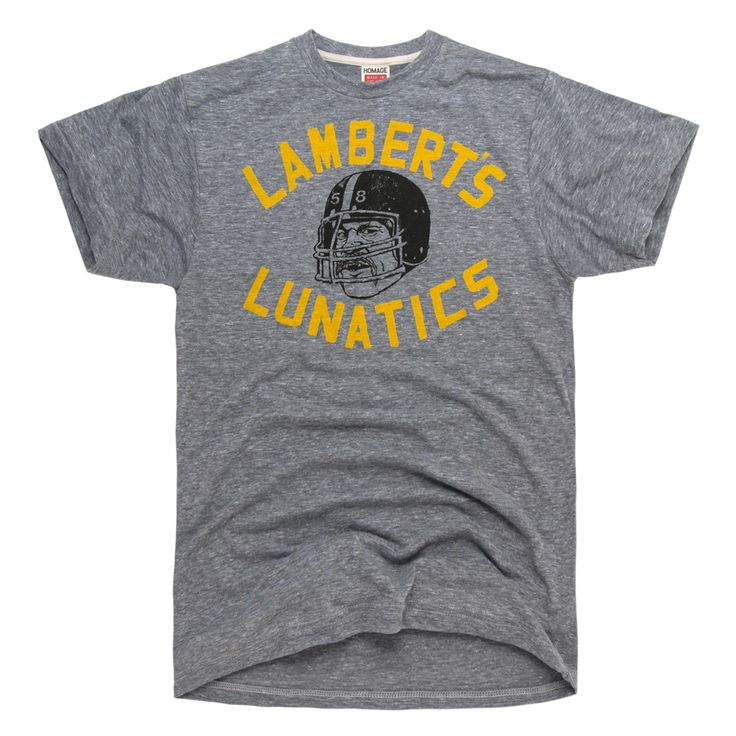 Men's Pro Line Pittsburgh Steelers Jack Lambert Retired Player Jersey