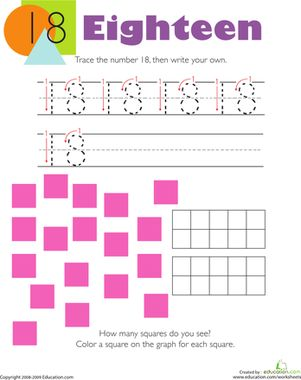 1000+ images about Writing Numbers on Pinterest | Number poems ...