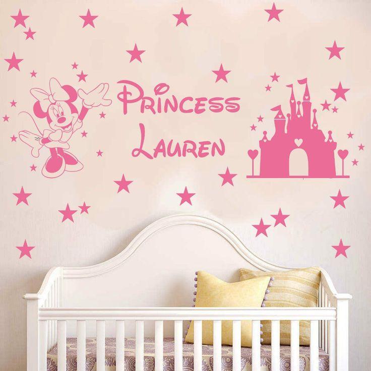 17 Best Ideas About Princess Nursery Theme On Pinterest