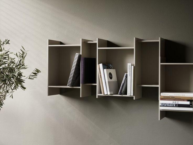 Como - designer hanging bookshelf Sydney