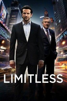 Limitless movie...one of Bradley's best...