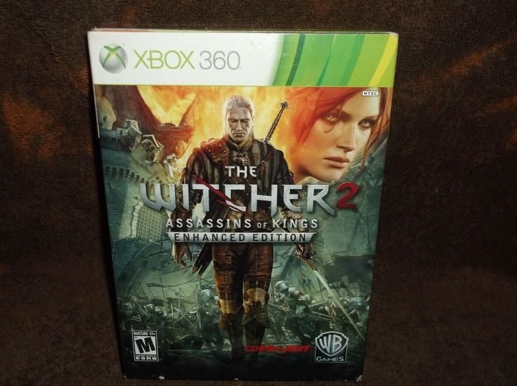 The Witcher 2: Assassins Of Kings -- Enhanced Edition Xbox 360