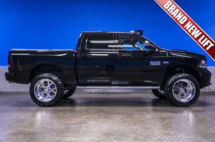 Custom Built 2013 Dodge Ram 1500 Sport 4x4 Truck For Sale