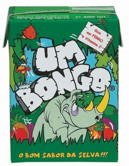 Um bongo um bongo they drink it in the congo ;)