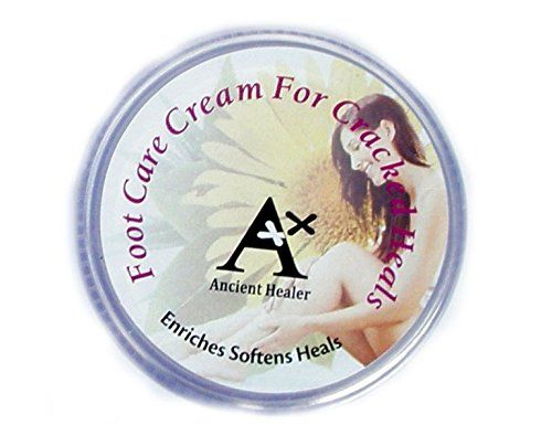 #Ancient #Healer 100% #Natural Foot #Care Cream for #Cracked #Heels