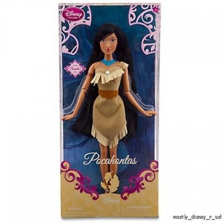 new barbie dolls | Details about NEW Disney Store Pocahontas Barbie Fashion Doll 12""