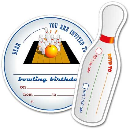 87 Best Kp Bowling Images On Pinterest | Birthday Party Ideas