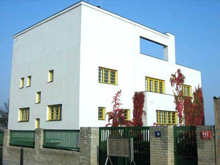 Villa Mueller Praga Adolfa Loos