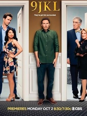 9JKL is an American sitcom television series that was created and executive produced by Dana Klein and Mark Feuerstein, loosely based on the life of the couple, who are married in real life. The Kapital Entertainment/CBS Studios co-production debuted on CBS as a Monday night entry in the 2017–18 television season, and was ordered to series on May 12, 2017. The series debuted on October 2, 2017. It stars Feuerstein, Linda Lavin, David Walton, Elliott Gould, and Liza Lapira.