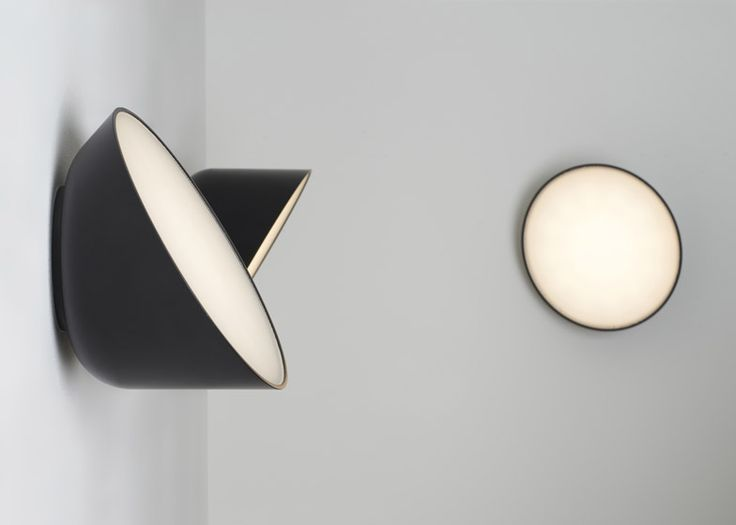 Samuel Wilkinson's Thirty lamp rotates at a constant angle