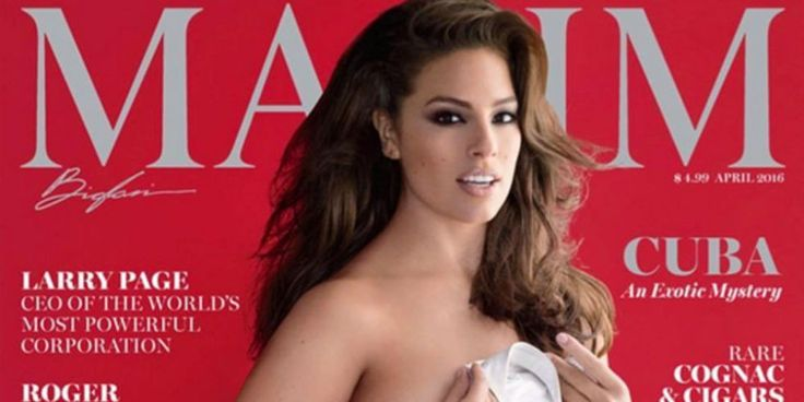 Ashley Graham's husband prefers her without make-up - Social News XYZ
