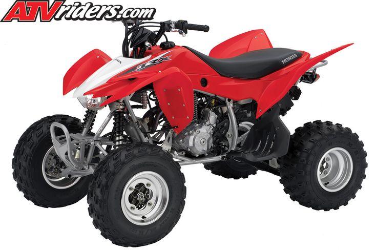 2014 atvs | 2014 Honda TRX 400X Sport ATV