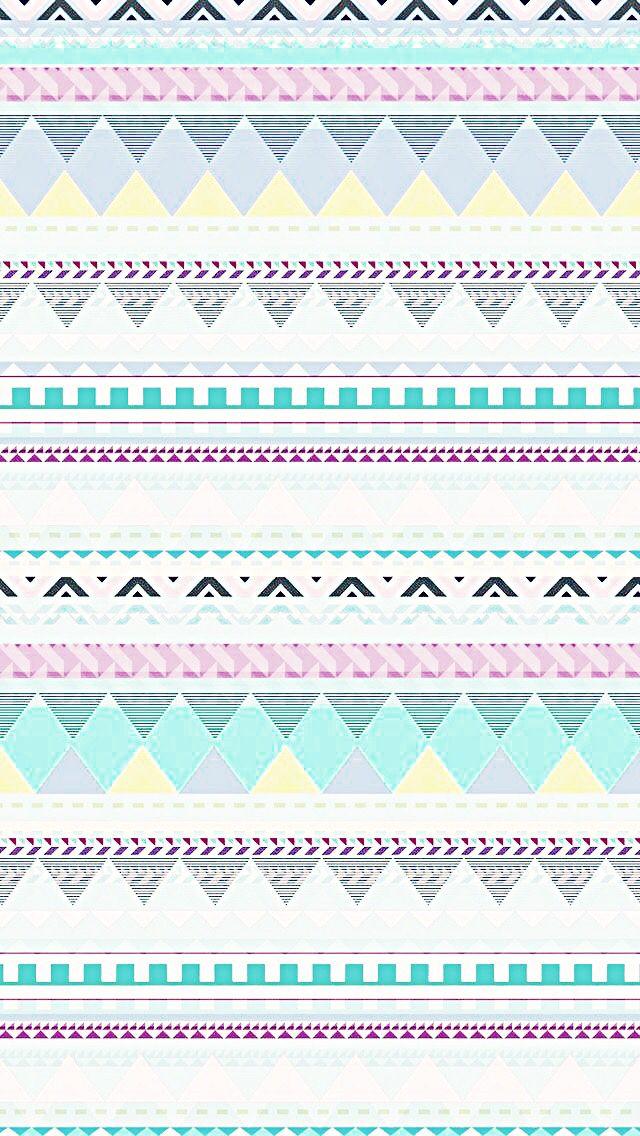 Pastell chevron pattern background