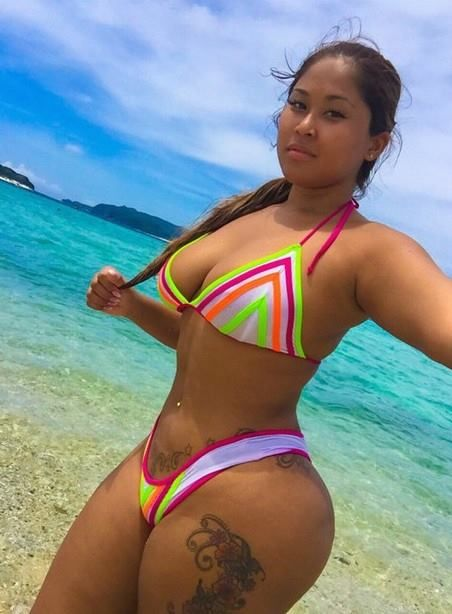 Thick Asian Women  Thick Asian Women Butts, Curves And -2450
