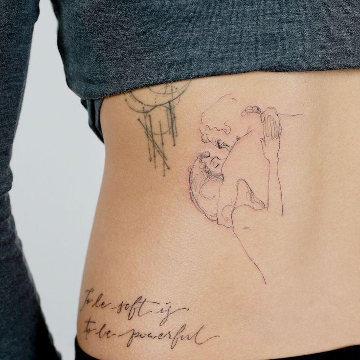 """Polubienia: 20.4 tys., komentarze: 125 – Tattooist_Doy (@tattooist_doy) na Instagramie: """": Klimt Drawing . #tattoo #tattoos #tattooing #art #tattooistdoy #inkedwall #design #drawing #타투…"""""""
