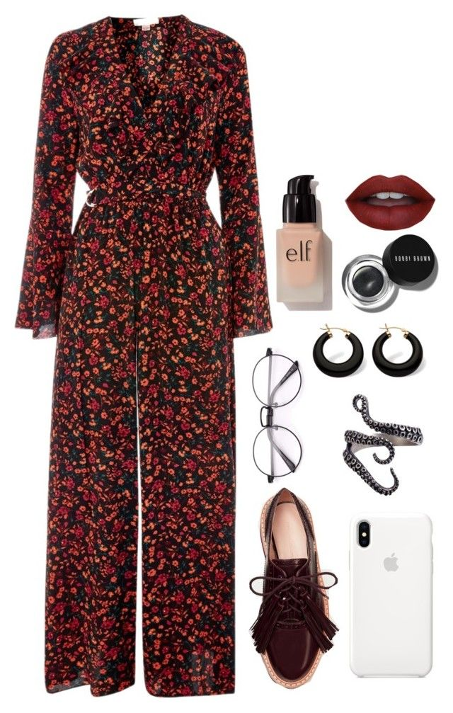 """""""They call me crybaby"""" by theater-potter-dance-warriors ❤ liked on Polyvore featuring Band of Gypsies, Palm Beach Jewelry, e.l.f. and Bobbi Brown Cosmetics"""