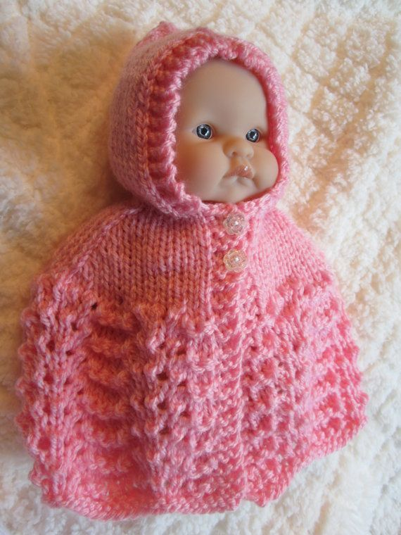 Doll Clothing Knit Pattern Berenguer Baby Doll Carrying