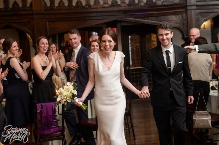 Colleen & Dan's Boston Wedding at Alden Castle - Suzanna March Photography