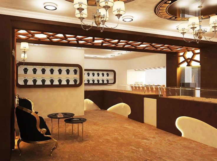Jewelry Design, jewelry decoration , jewelry interior design (14)