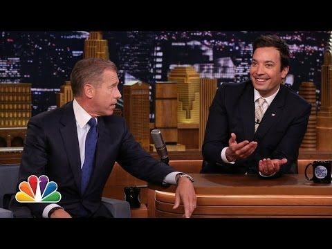 ▶ Brian Williams Addresses His Rapping -- Part 2 - YouTube
