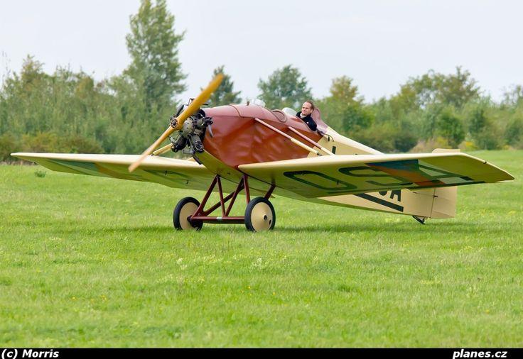 OK-BOS - Avia BH-5 - Praha - Letňany (LKLT) - planes.cz