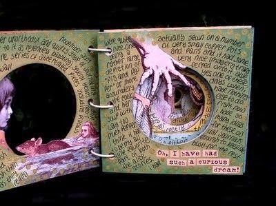 Ingrid Dijkers' Tunnel Books