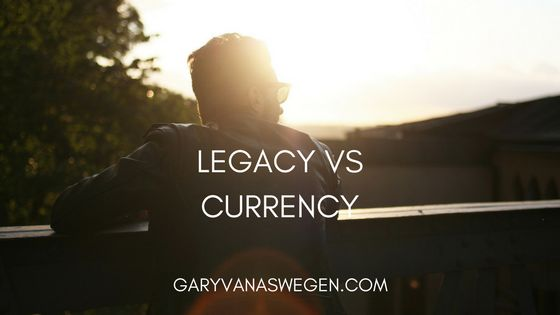 Legacy vs Currency