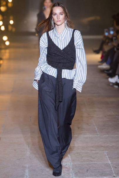 Isabel Marant Autumn/Winter 2017 Ready to Wear Collection   British Vogue