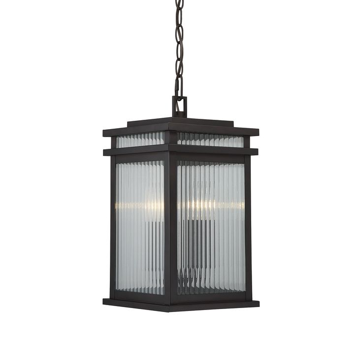 Savoy House | Radford Hanging Lantern | Come by our Mount Pleasant, SC lighting showroom and let us inspire you!