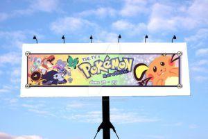 pokemon xy&z poster