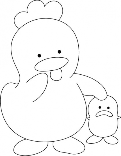 81 best Domestic Animals Coloring Pages images on Pinterest