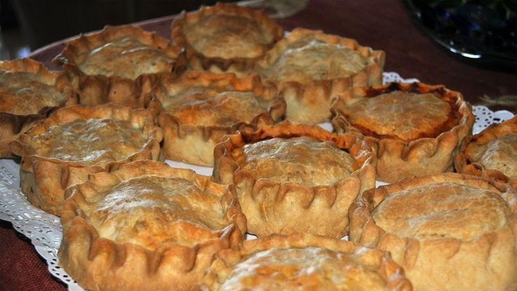 Empanadas Mallorquinas   Panades - Recetas Mallorquinas