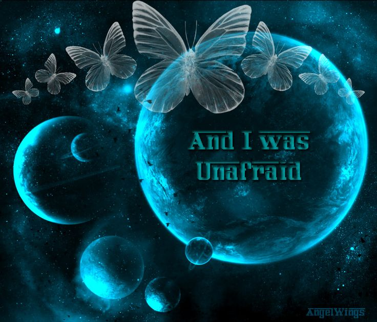 Unafraid by AngelWingsdesign.deviantart.com on @DeviantArt:
