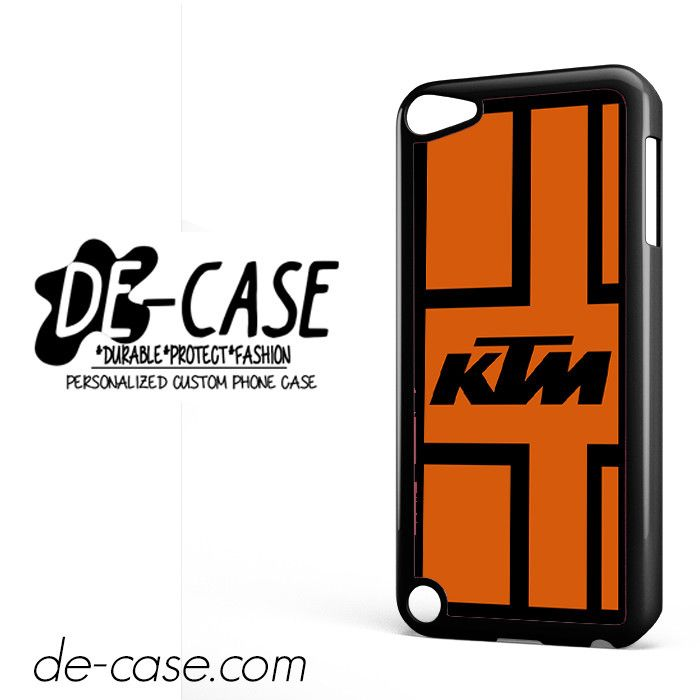 Ktm Motor DEAL-6239 Apple Phonecase Cover For Ipod Touch 5