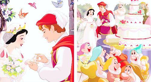 Дисней Принцессы и королевские свадьбы