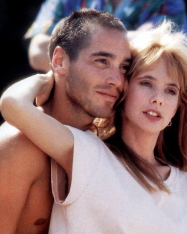 'Le grand bleu Films / movies 1988 De : Luc Besson   Star : Jean-Marc Barr, Jean Reno et Patricia Arquette.