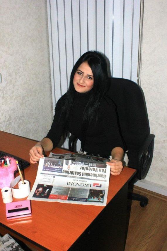Ekonomi Gazetesi'nin Yazar Başarısı   antalya magazin   MEGAZİNE DERGİSİ