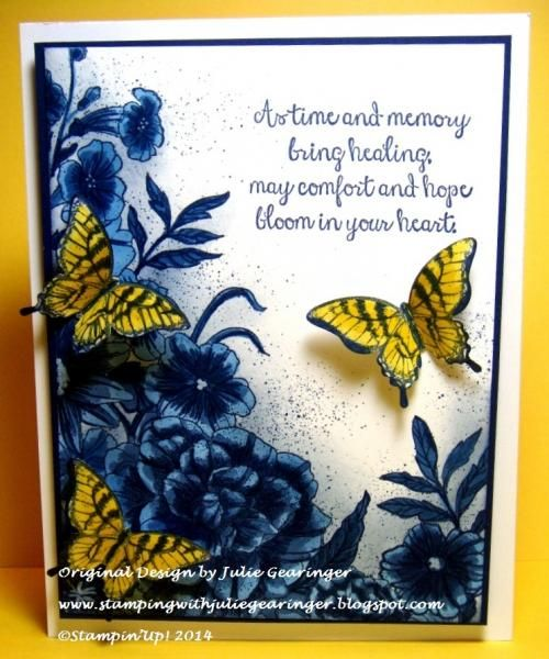 PPA211 AS Time and Memory  by Julie Gearinger - Cards and Paper Crafts at Splitcoaststampers